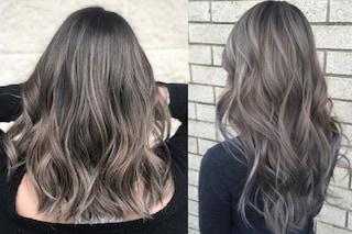 Il colore più trendy per i capelli dell'inverno 2021 è l'ash brown