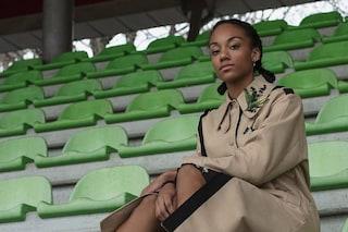 Larissa, la figlia di Fiona May da atleta a modella: è la nuova testimonial di Red Valentino