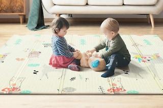 I 10 migliori tappeti per bambini: come sceglierli
