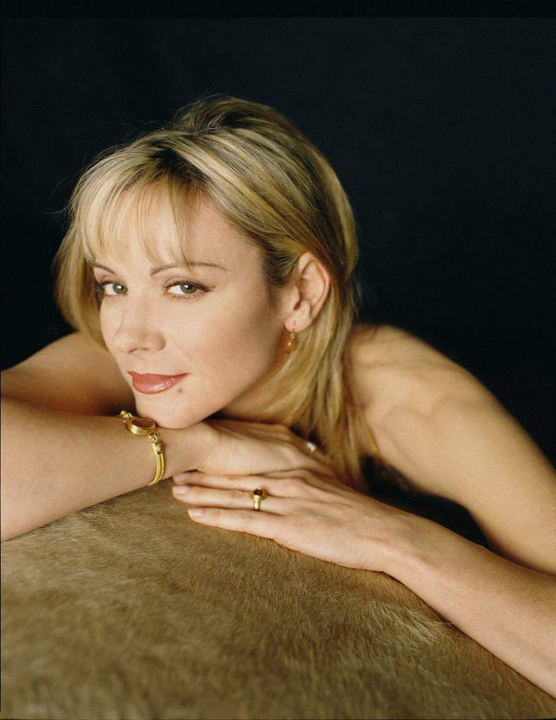Kim Cattrall nel ruolo di Samantha Jones