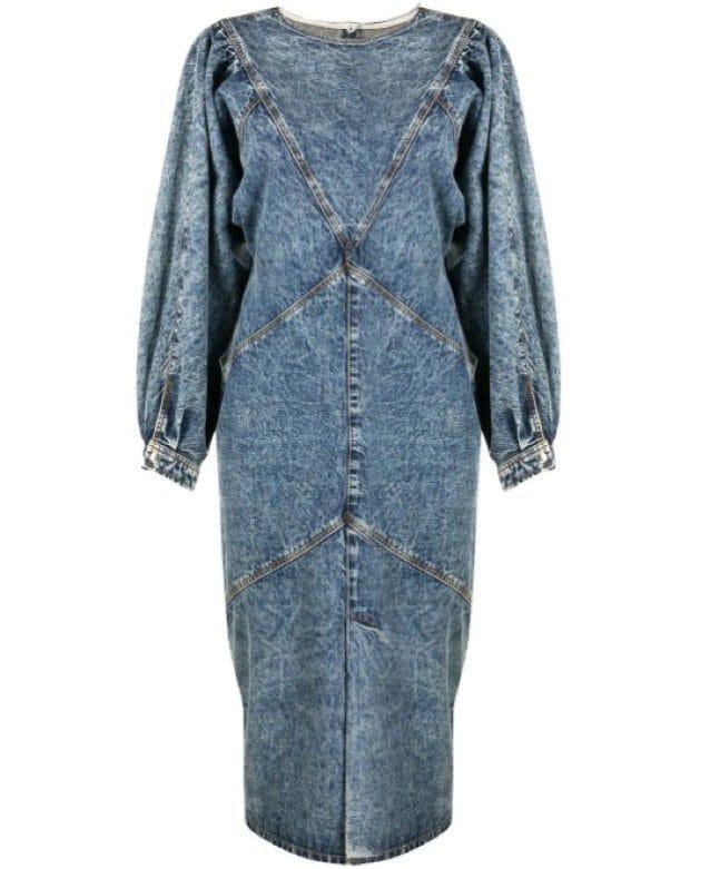 L'abito di Isabel Marant