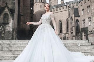 Abiti da sposa per un matrimonio da fiaba: arriva la collezione ispirata alle principesse Disney