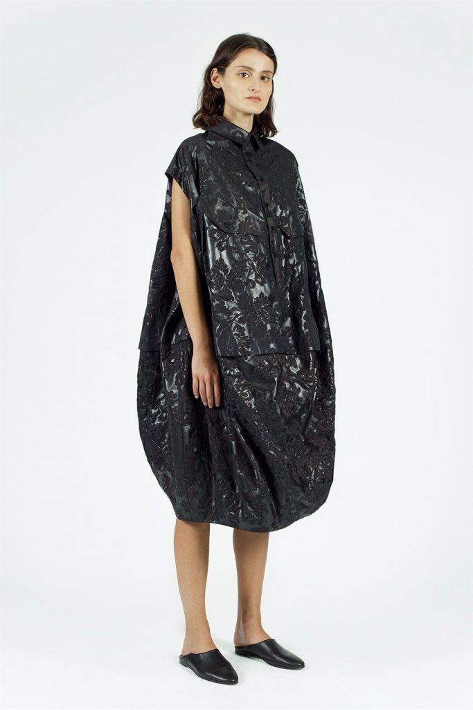 Il vestito del brand Nu