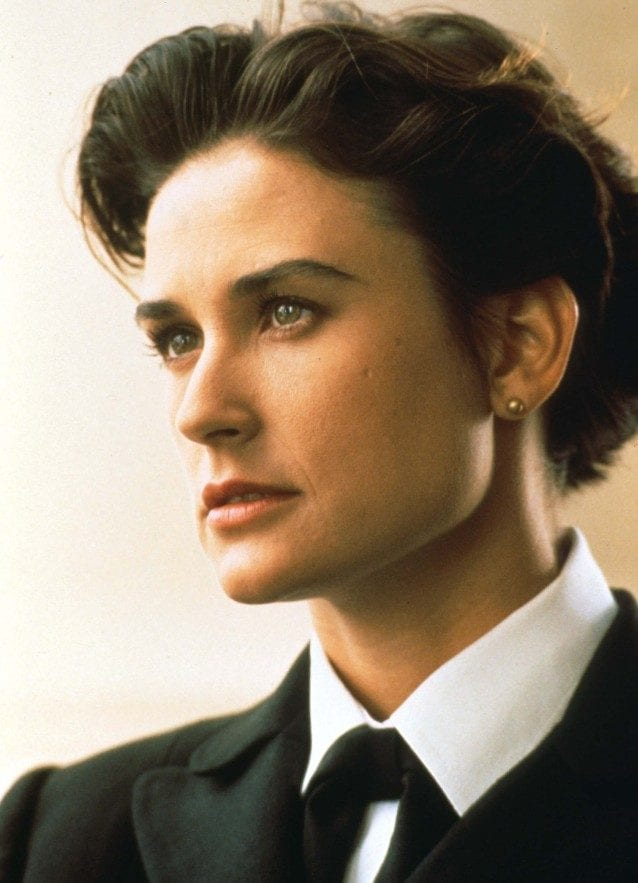 Demi nel 1991