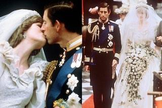 Lady Diana, il suo abito da sposa finisce in tribunale: i bozzetti rischiano di andare all'asta