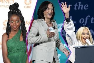 Tutte le donne del Presidente: all'insediamento Biden portano messaggi d'uguaglianza e indipendenza