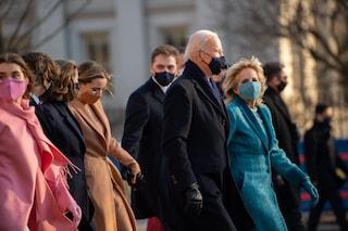 Naomi, Natalie, Finnegan e Maisy: le più grandi sostenitrici di Joe Biden sono le sue nipoti