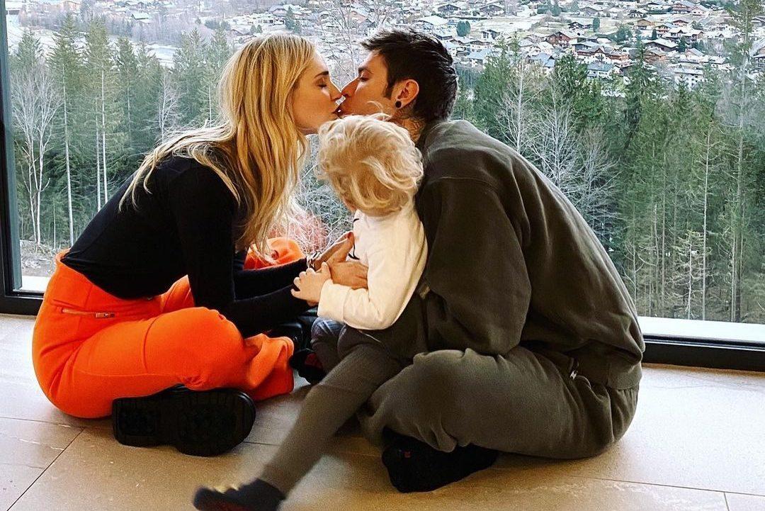 Una dolce foto di famiglia
