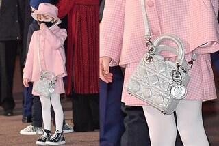 Gabriella di Monaco icona di stile: la borsa della principessina è griffata e costa 3mila euro