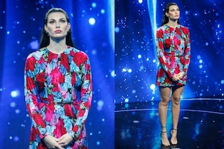 GF Vip, svolta di stile per Dayane Mello: punta sul lusso con il vestito a fiori da quasi 2mila euro