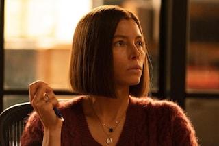Jessica Biel, il nuovo drastico cambio look: addio capelli lunghi, ora sfoggia il caschetto corto
