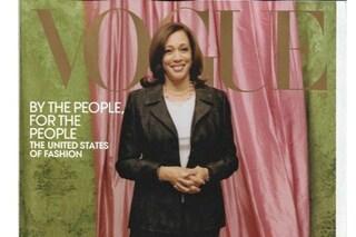 Kamala Harris in copertina con le Converse scatena le critiche: è troppo casual