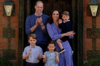 Kate e William sempre più lontani da Londra: tornano in campagna con i figli per il nuovo lockdown