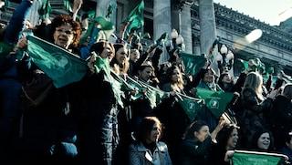 Le donne argentine decidono del loro corpo: in un documentario la battaglia per legalizzare l'aborto