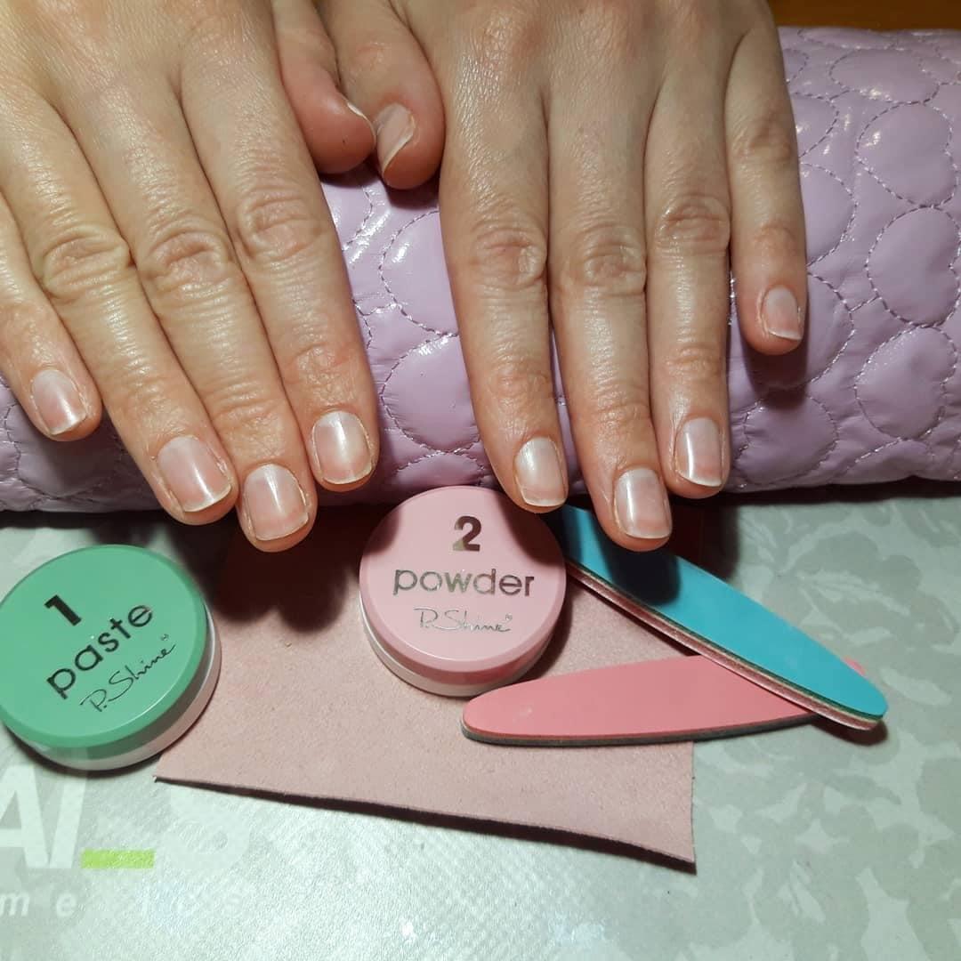 Il kit per la manicure giapponese
