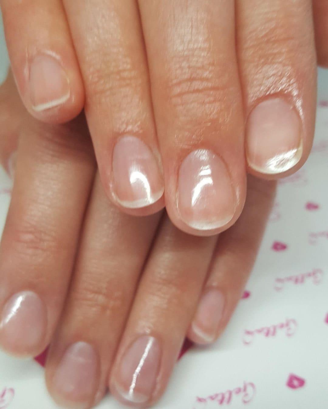 La manicure giapponese è naturale