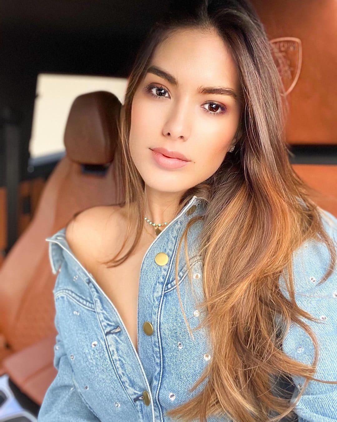 Il nuovo look di Sharon Fonseca