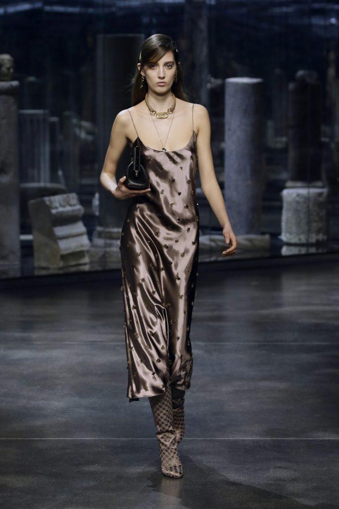Sfilata Fendi Milano Fashion Week A/I 2021–22