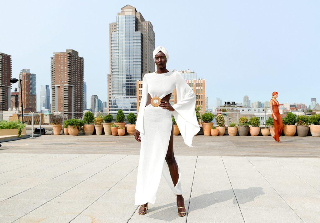 La sfilata di Bronx & Banco durante la New York Fashion Week di settembre 2020