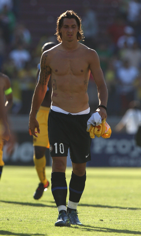 Zlatan Ibrahimović nel 2009
