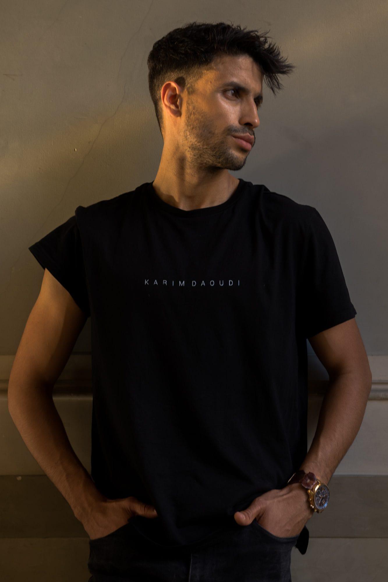 Il designer Karim Daoudi