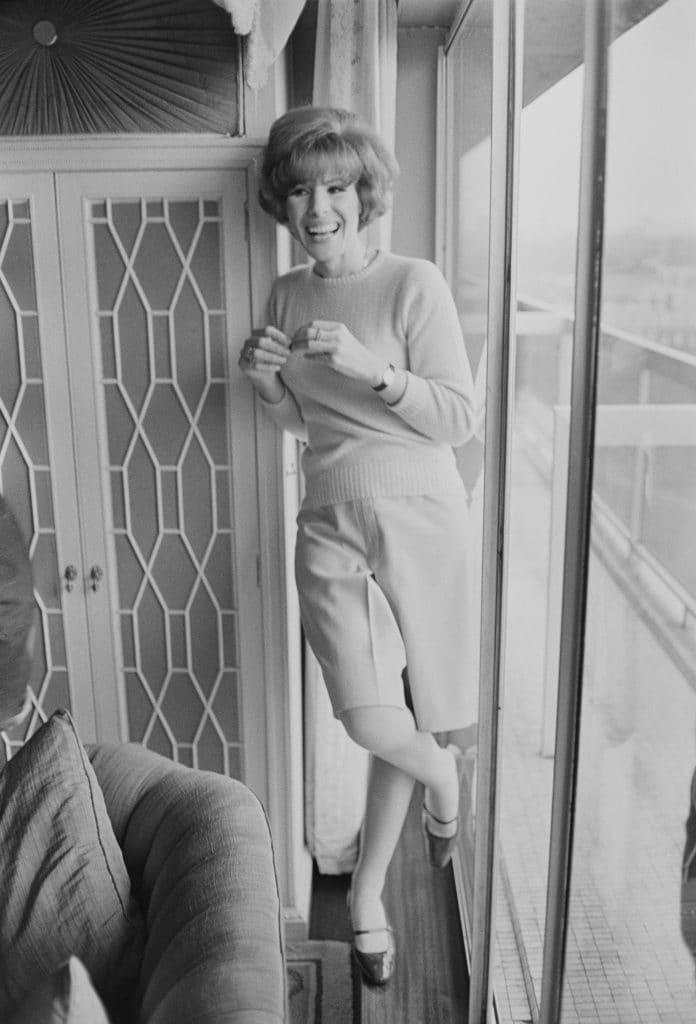 Ornella Vanoni nel 1967