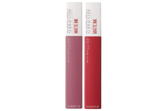 Maybelline New York Kit Make Up Labbra