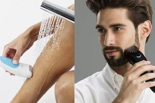 Offerte bellezza: fino al 60% di sconto su rasoi ed epilatori elettrici