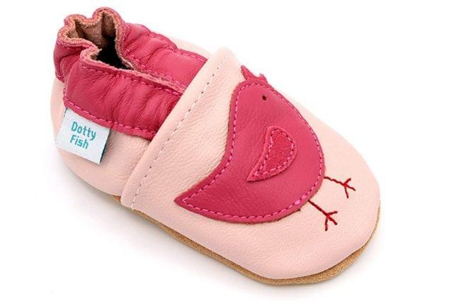 scarpe primi passi dotty fish