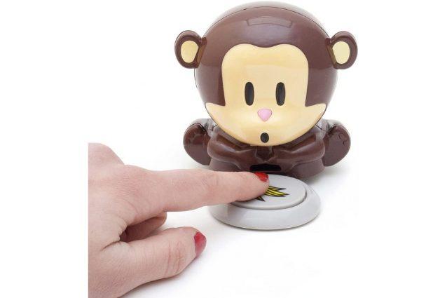 scimmietta asciuga smalo