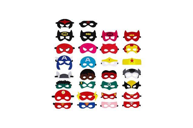 maschere di carnevale per bambini QH-Shop