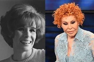 Ornella Vanoni ieri e oggi: la trasformazione della cantante dagli esordi a Sanremo 2021