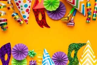 Gli addobbi e le decorazioni di Carnevale perfetti per festeggiare in casa