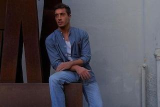 Antonino Spinalbese, futuro papà in jeans (e con borse di lusso)