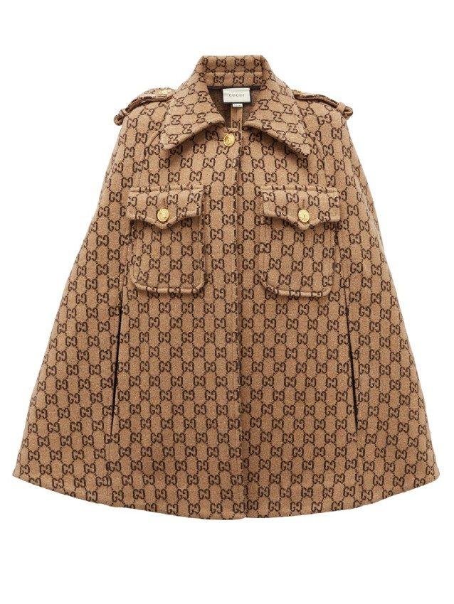 La cappa Gucci
