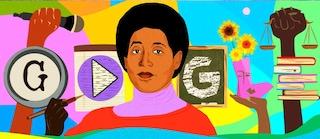 Audre Lorde, poetessa nera e lesbica celebrata da Google: nei suoi versi femminismo e uguaglianza
