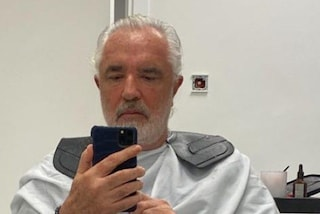 Flavio Briatore cambia look: il nuovo taglio di capelli lo ringiovanisce di 10 anni