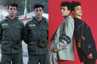 Nicholas e William Lapresa prima e dopo La Caserma: come sono i gemelli fuori dal docu-reality