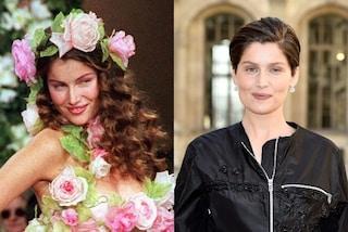 """Laetitia Casta, dai capelli lunghi al pixie cut: la trasformazione della top """"non convenzionale"""""""