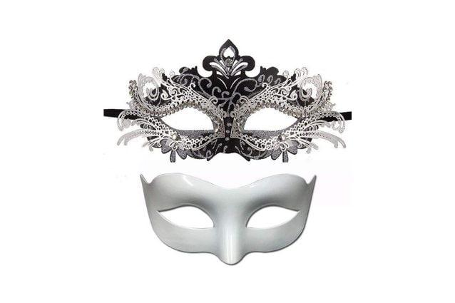 maschere di carnevale kungfu mall