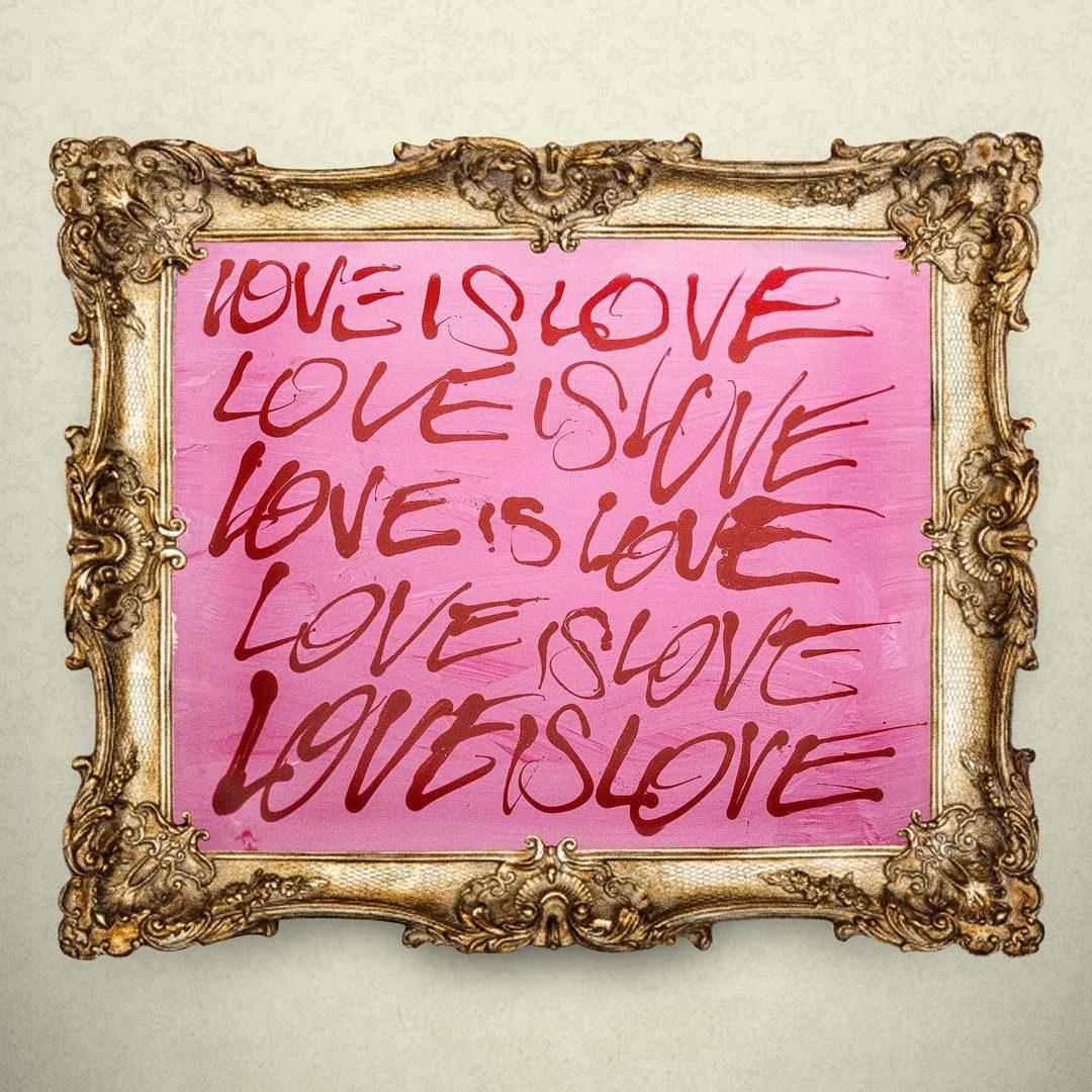 Lauro De Marinis,Love is love