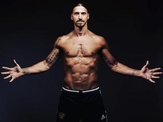 Zlatan Ibrahimović, il significato dei tatuaggi del calciatore a Sanremo 2021
