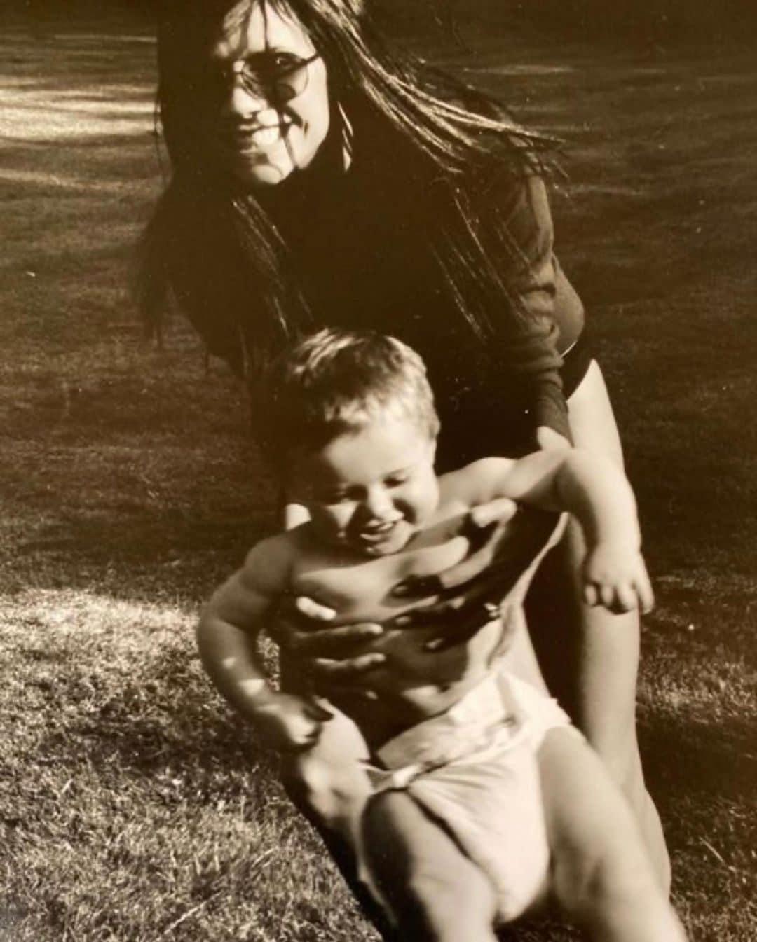 La foto di Victoria Beckham da giovane