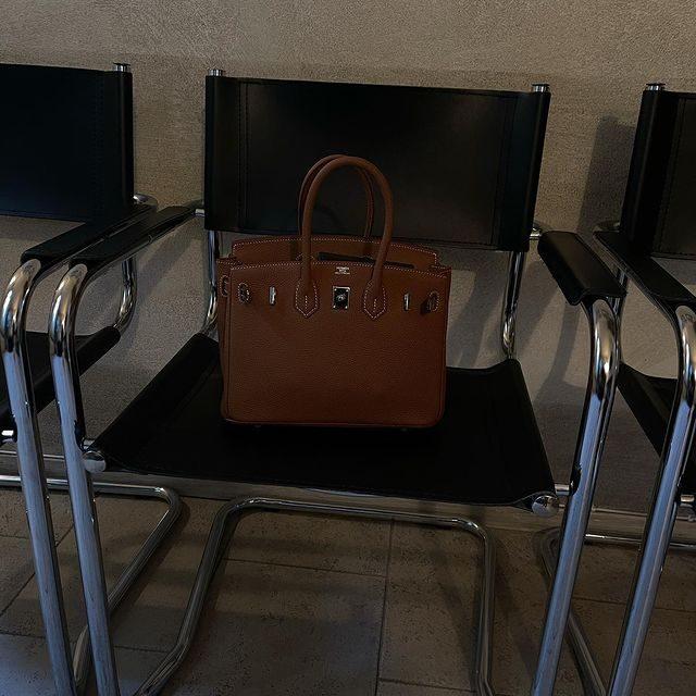 La Birkin bag di Belén Rodriguez