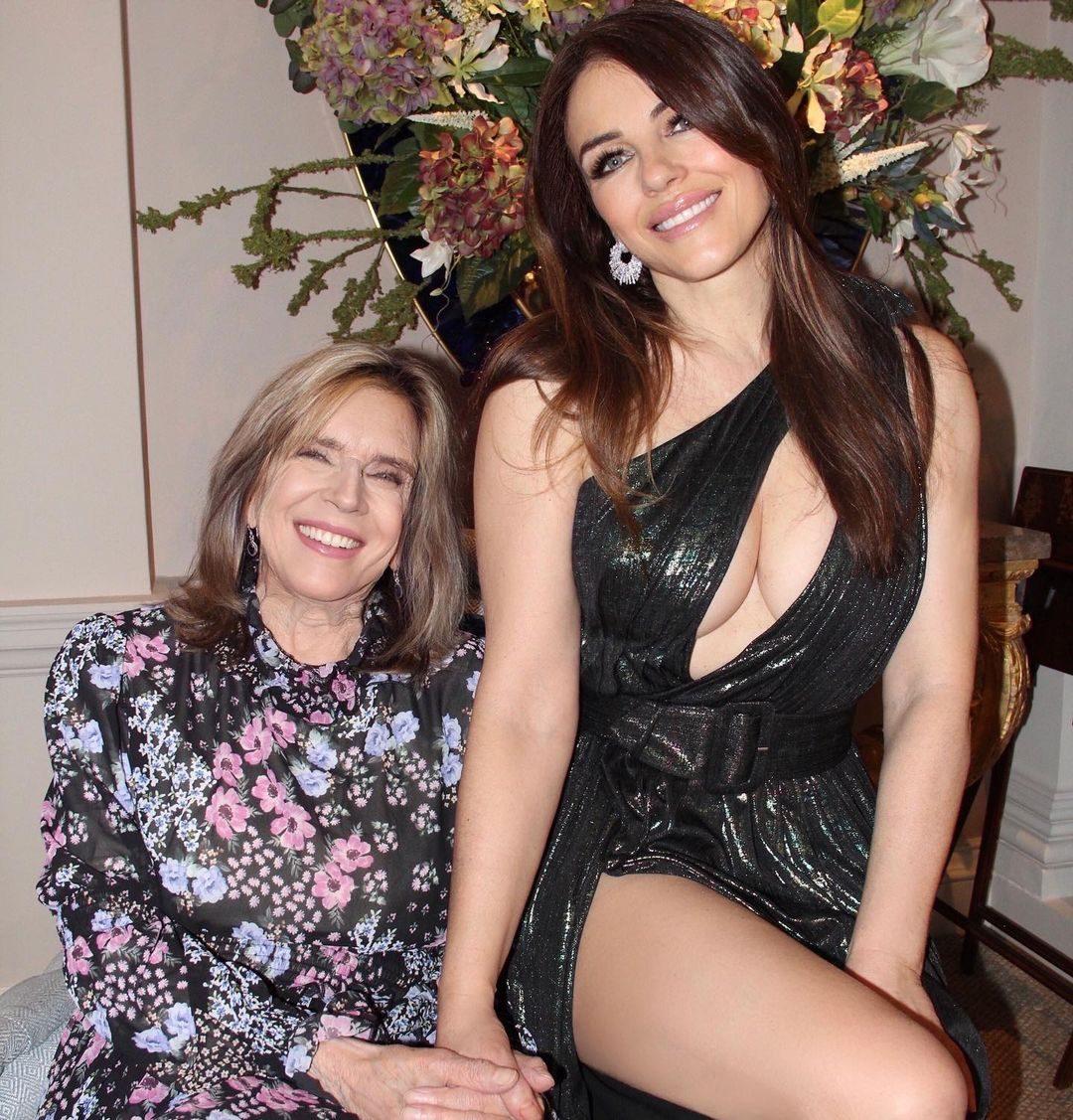 Elizabeth e Angela Hurley
