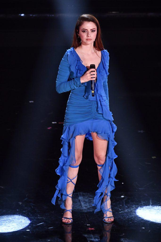 Annalisa alla finale di Sanremo