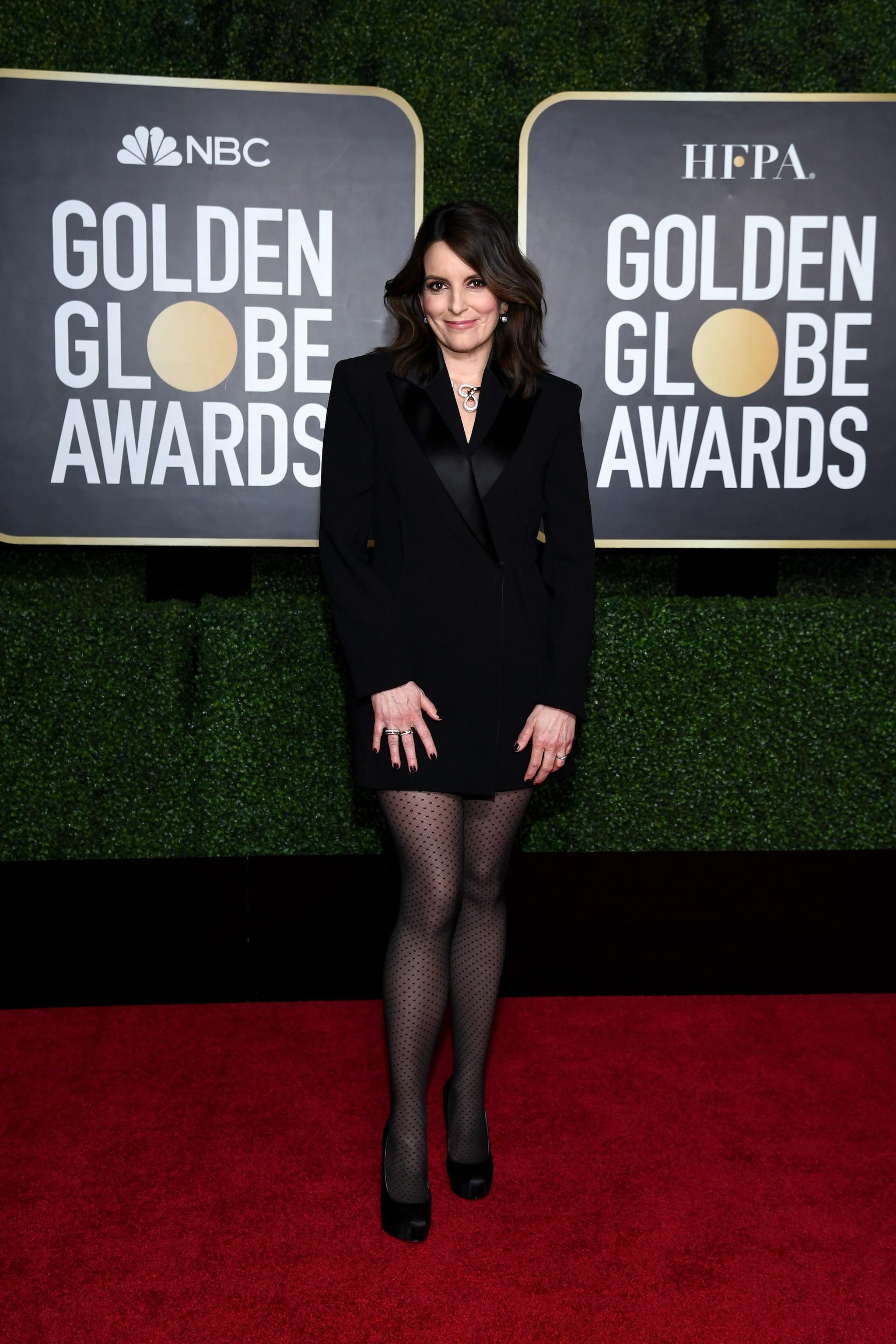 Tina Fey, presentatrice della serata