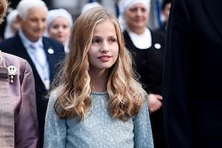 Leonor di Spagna, nuova vita da futura regina: pronta per il primo evento ufficiale senza i genitori
