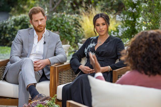 L'intervista di Harry e Meghan con Oprah Winfrey
