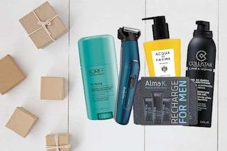 I regali beauty per la festa del papà: dai kit per la cura della pelle ai prodotti per la barba